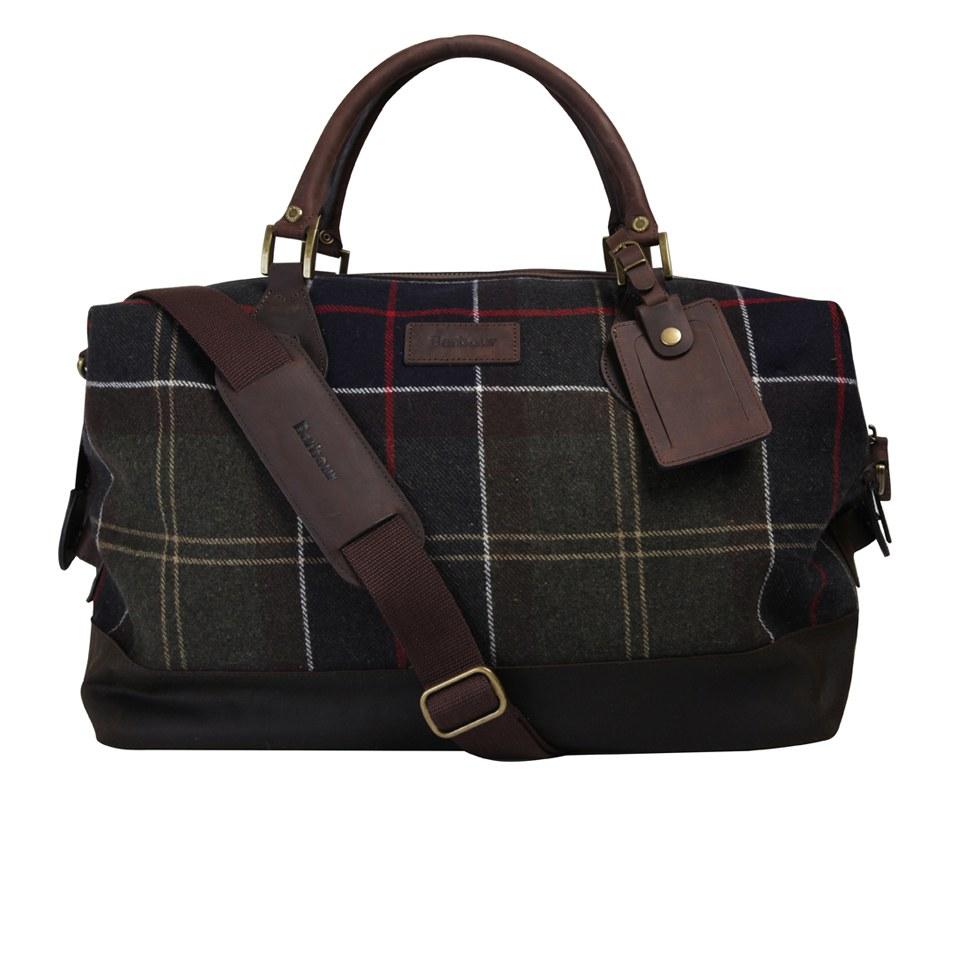 40548e4b7 Barbour Men's Lochy Explorer Holdall Bag - Classic Tartan