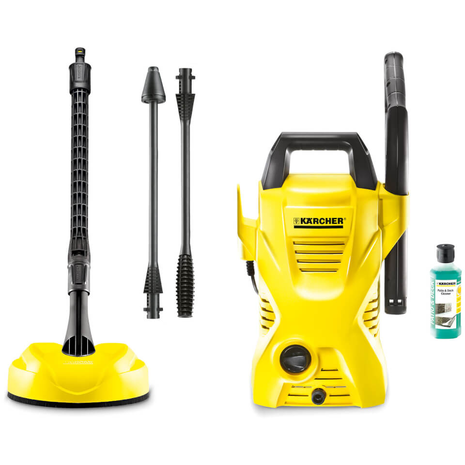 karcher pressure washer karcher k2 compact home pressure washer iwoot 11070