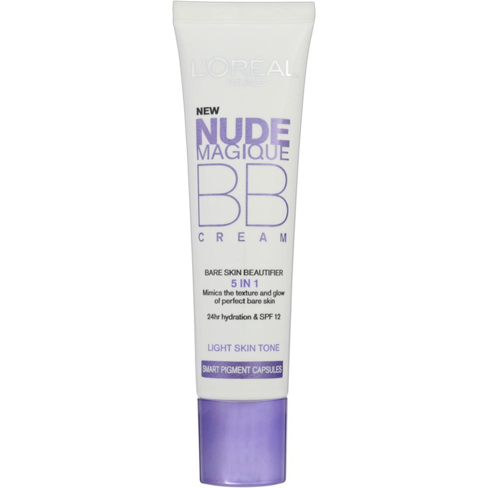 L'Oréal Paris Nude Magique BB Cream – Light