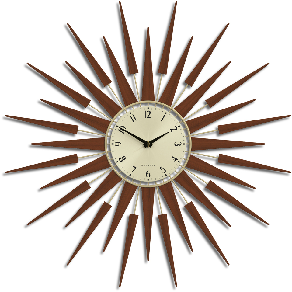 newgate-pluto-wall-clock-brown