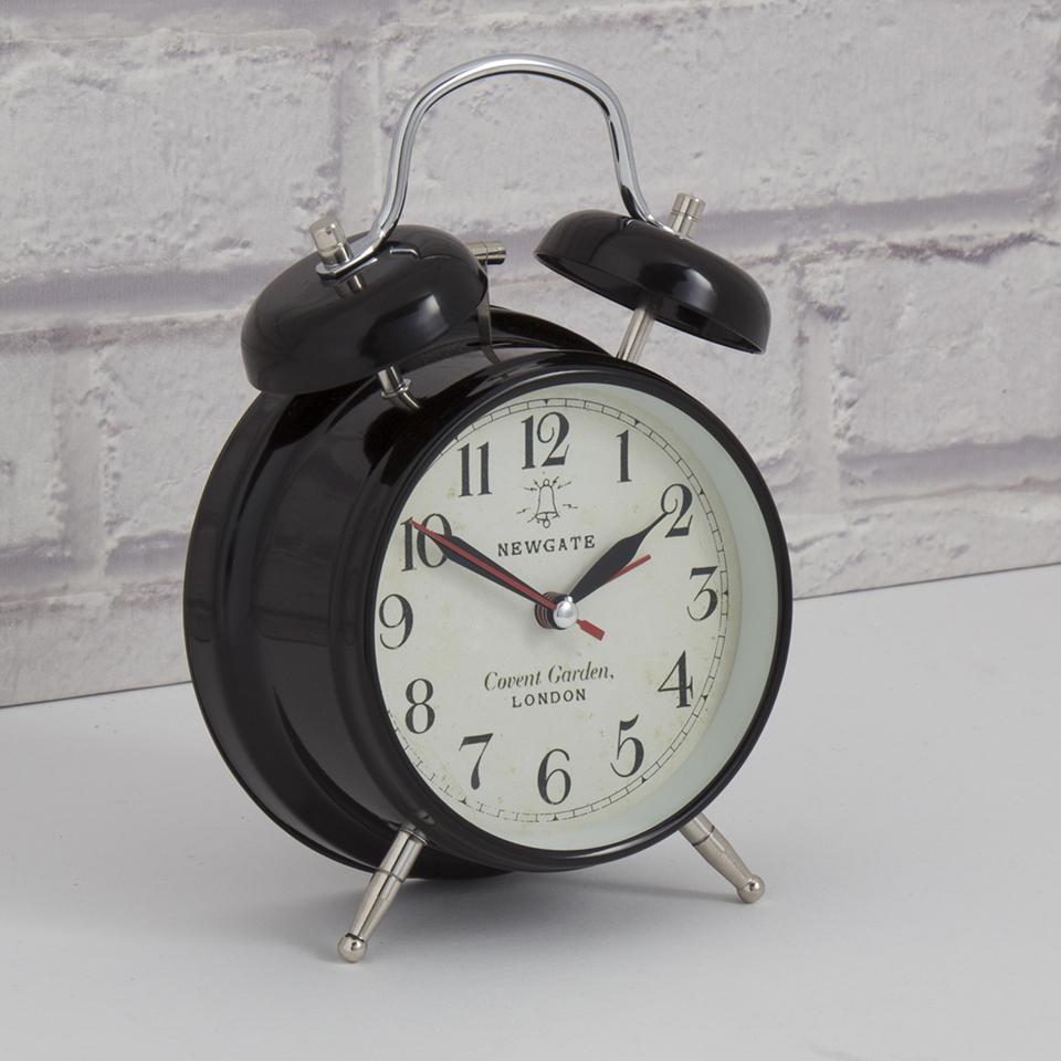 newgate-covent-garden-medium-clock-black