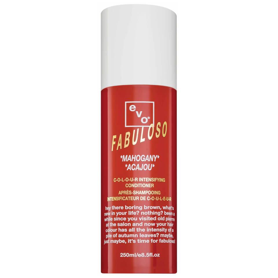 Après-shampooing intensificateur de couleur Evo Fabuloso - Mahogany (250ml)