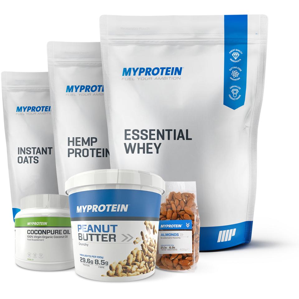 Foto Pacchetto Ready Steady Protein Myprotein