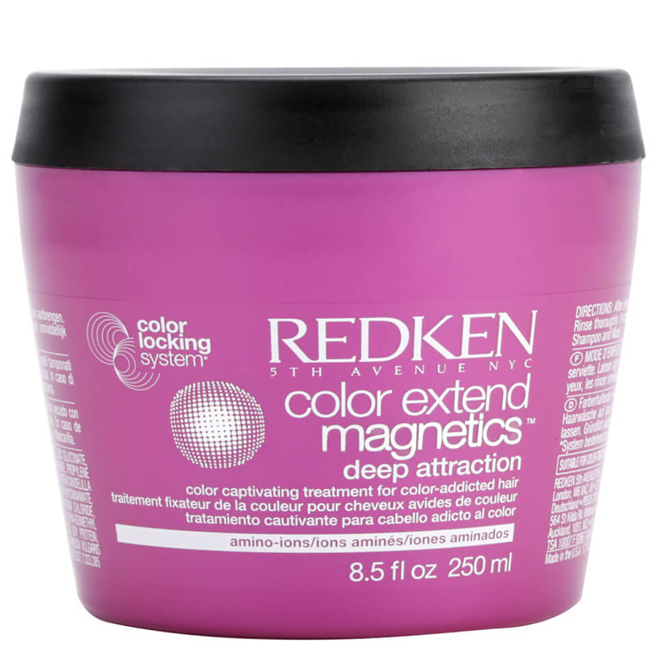 Redken color extend magnetics deep facets mask 250 ml