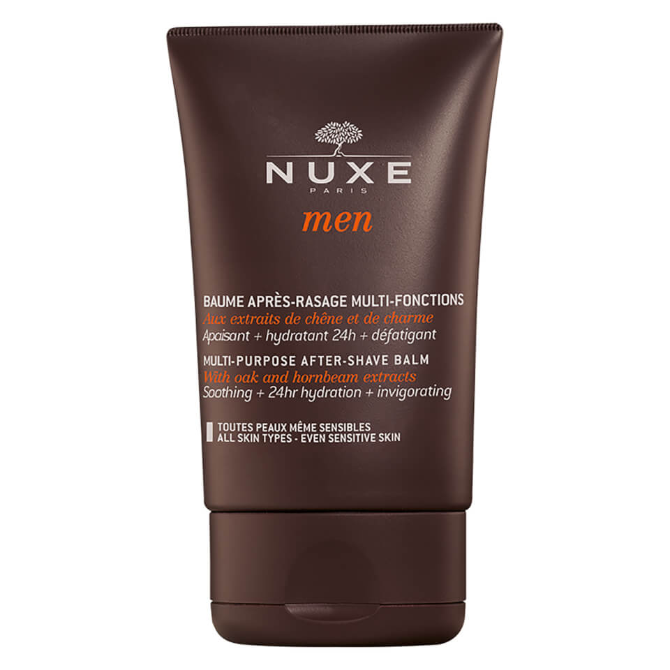 Bálsamo after-shave multifunción NUXE Men (50 ml)