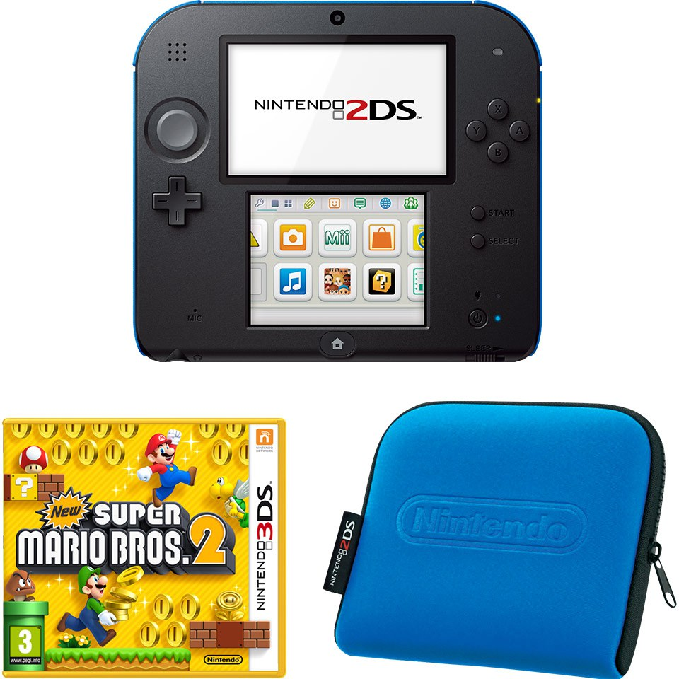 2ds mario kart 7 bundle firmware