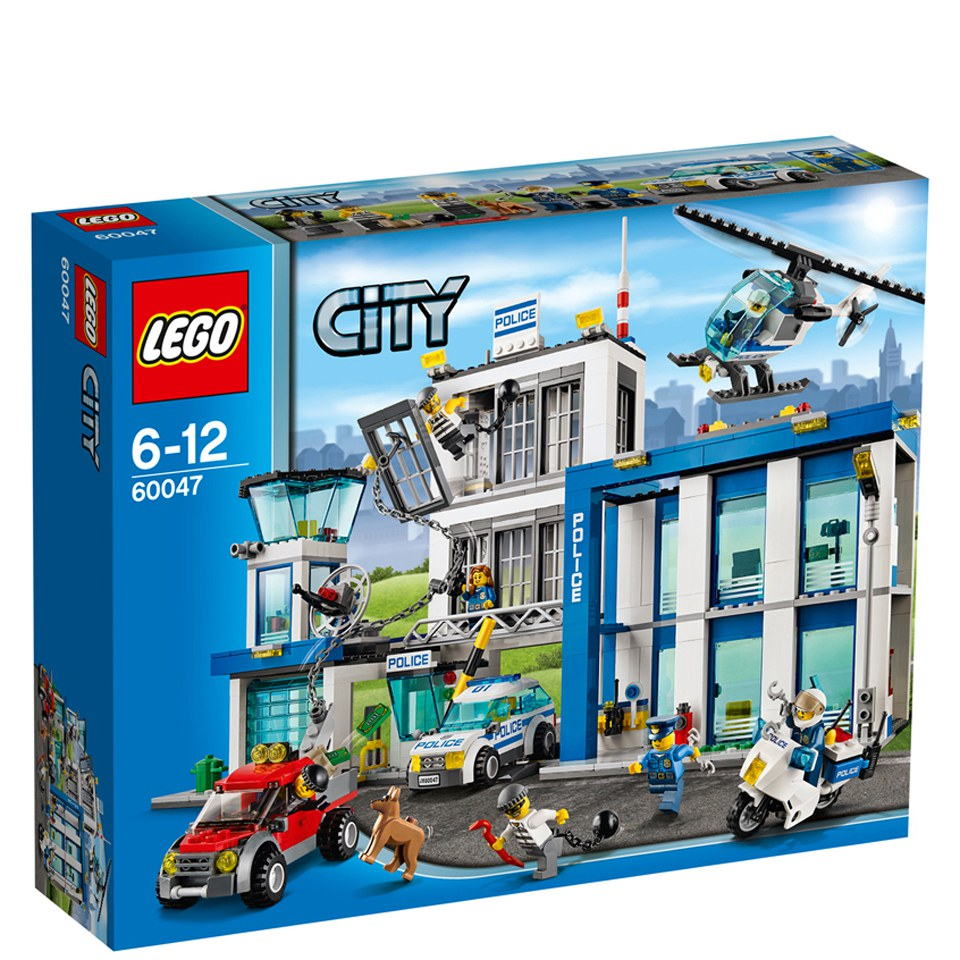 lego city police police station 60047  pop in a box canada