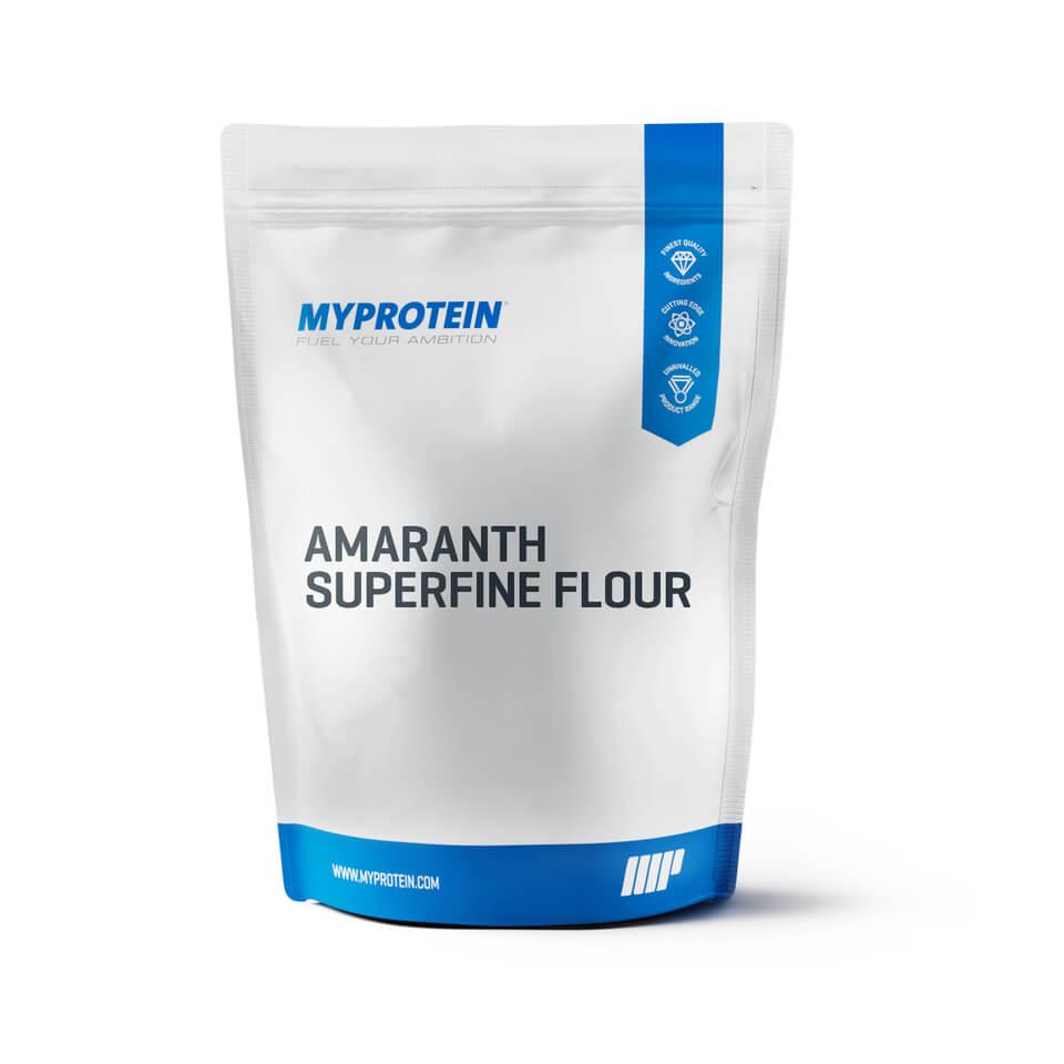 Foto Amaranth Superfine Flour, Unflavoured, 1kg Myprotein