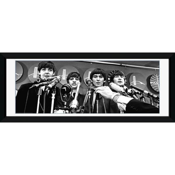 the-beatles-interview-30-x-12-framed-photographic
