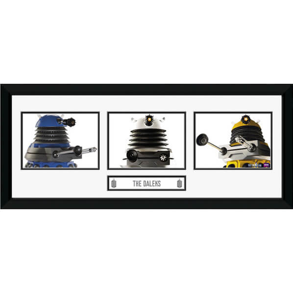 doctor-who-daleks-30-x-12-framed-photographic