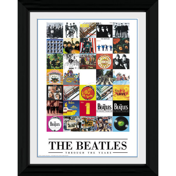 the-beatles-through-the-years-30-x-40cm-collector-prints