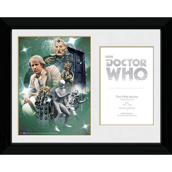 doctor-who-5th-doctor-peter-davison-30-x-40cm-collector-prints