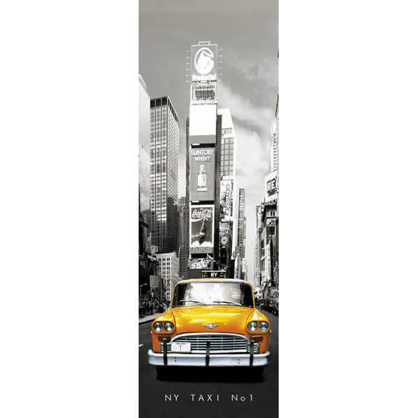new-york-taxi-1-door-poster-53-x-158cm
