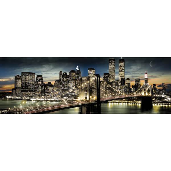 new-york-manhattan-night-moon-door-poster-53-x-158cm