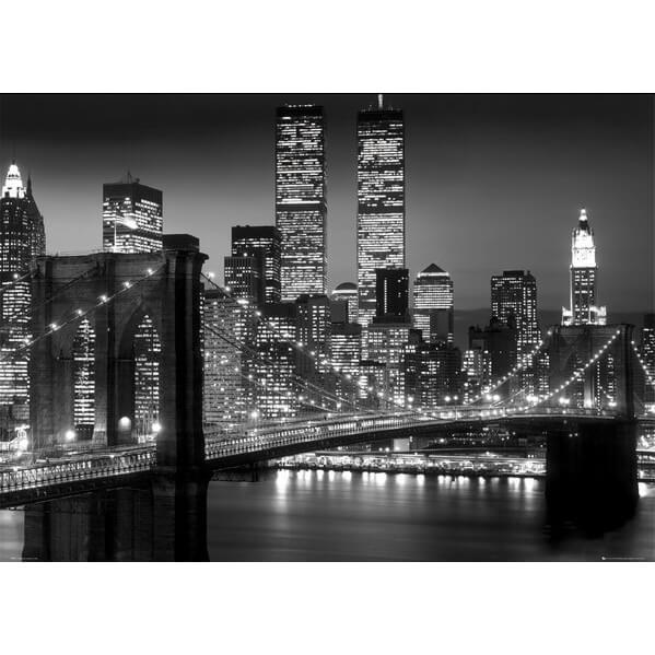new-york-brooklyn-bridge-night-giant-poster-100-x-140cm