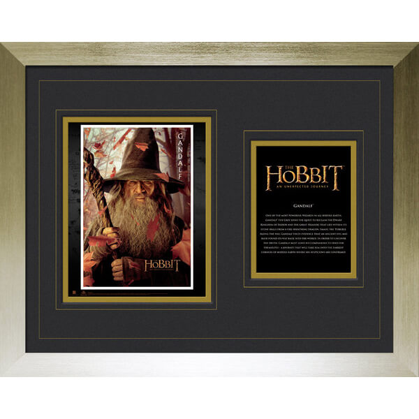 the-hobbit-gandalf-high-end-framed-photo-16-x-20