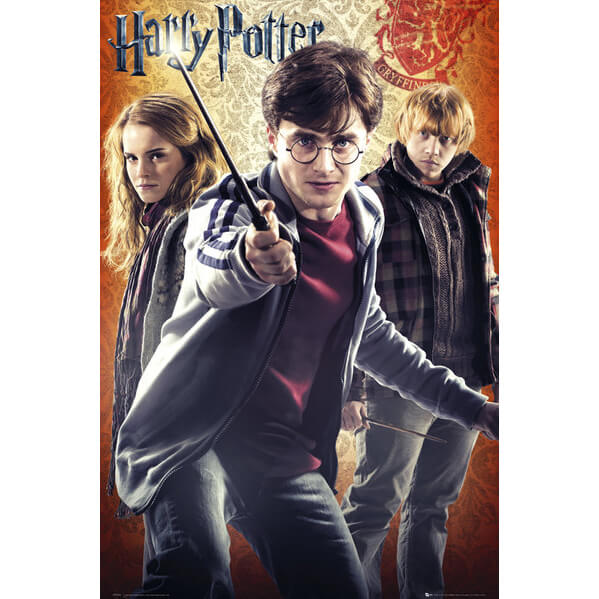 harry-potter-7-trio-maxi-poster-61-x-915cm