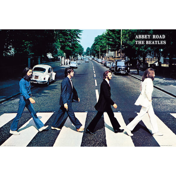 the-beatles-abbey-road-maxi-poster-61-x-915cm
