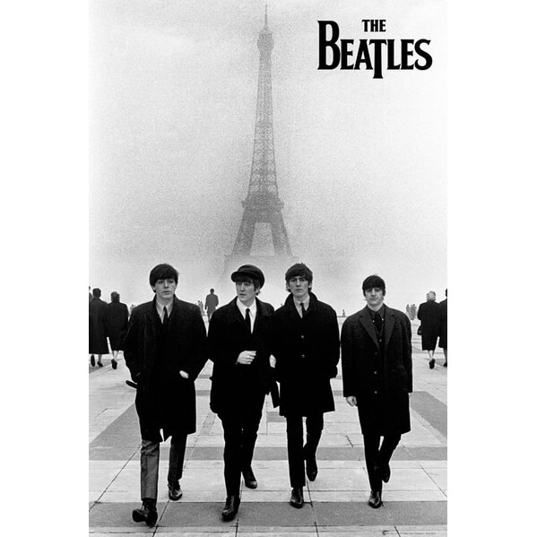 the-beatles-in-paris-maxi-poster-61-x-915cm