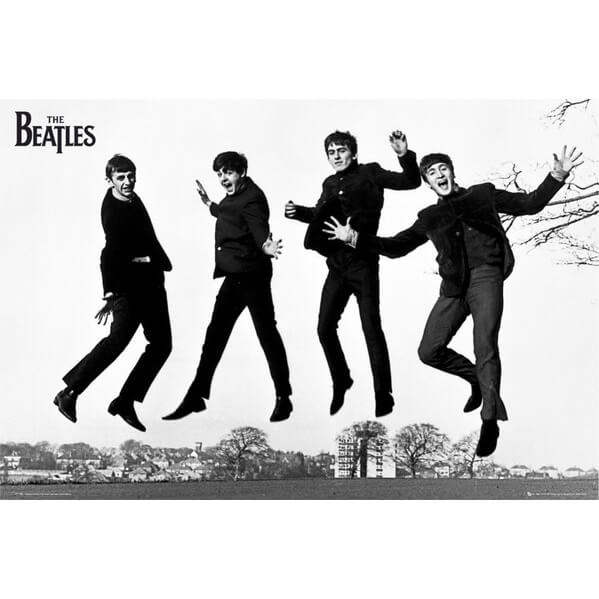 the-beatles-jump-2-maxi-poster-61-x-915cm