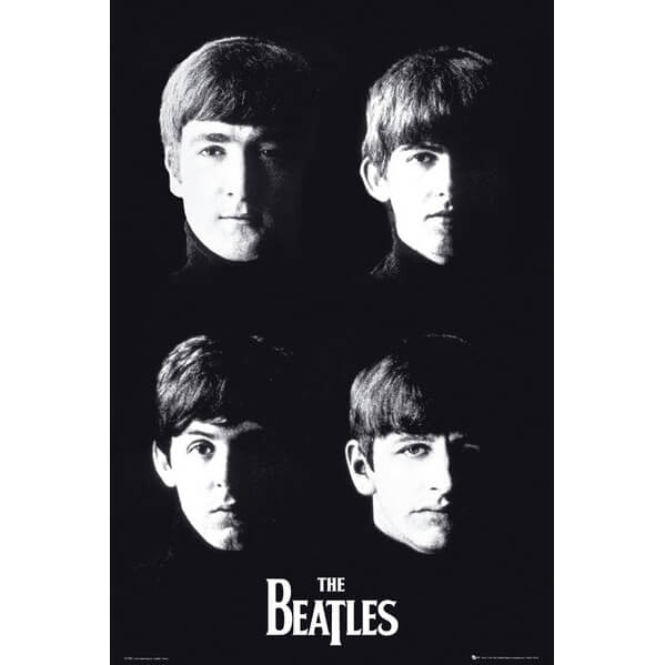 the-beatles-with-the-maxi-poster-61-x-915cm