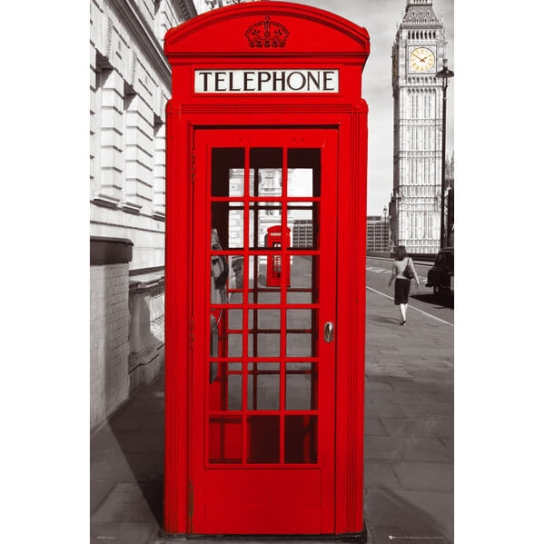 london-telephone-box-maxi-poster-61-x-915cm