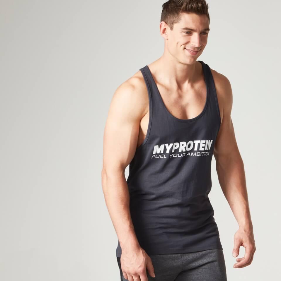 Foto Myprotein Stringer Vest, Grey, S