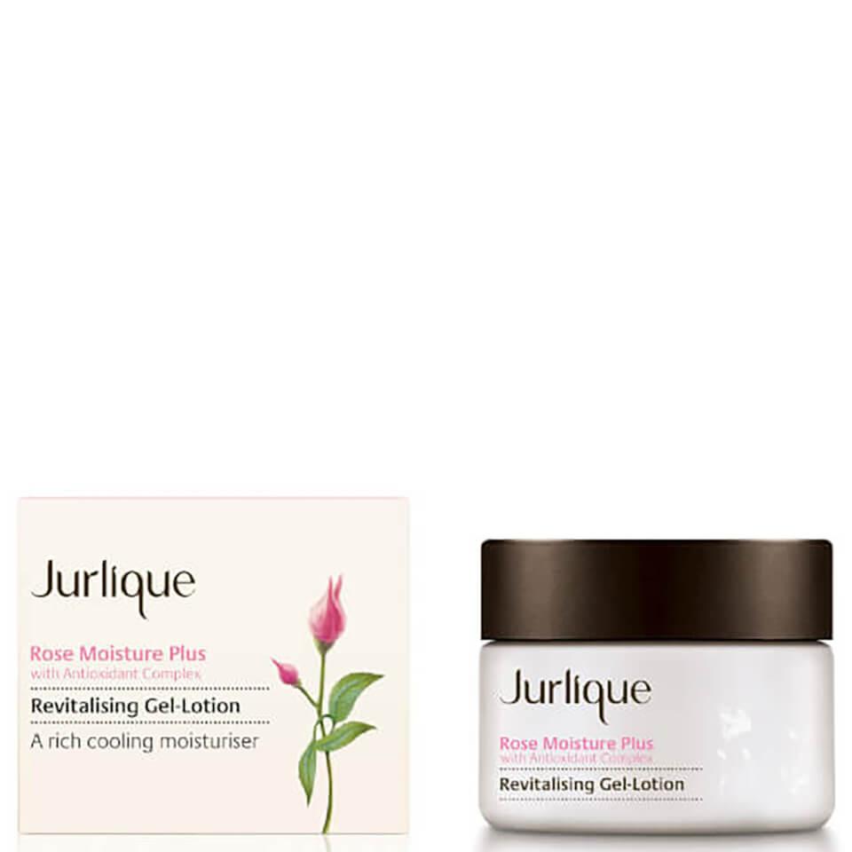 Jurlique - Rose Moisture Plus Revitalising Gel-Lotion - 50ml/1.7oz Neutrogena Age Shield Face Sunscreen SPF 70 3 oz (Pack of 2)