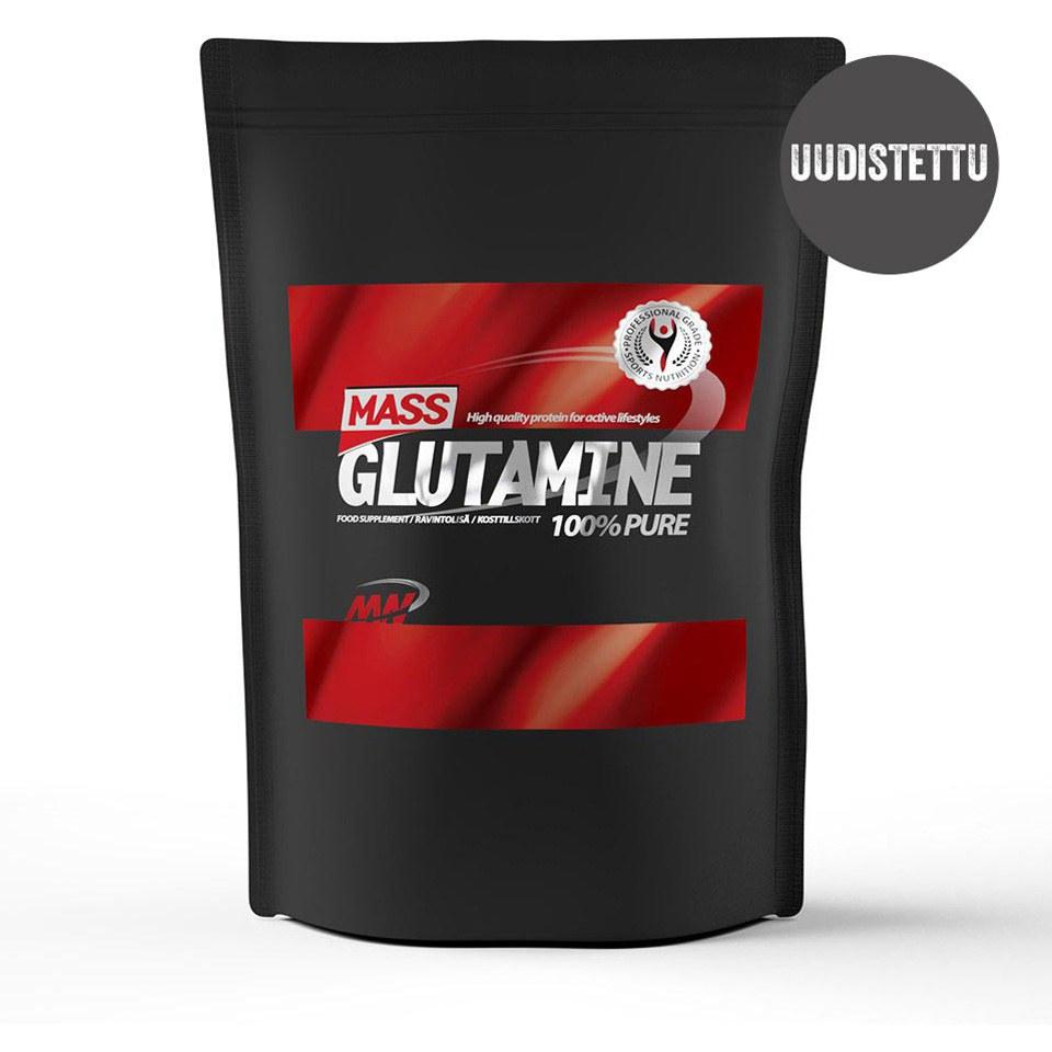 mass-glutamine-1kg-pussi-maustamaton