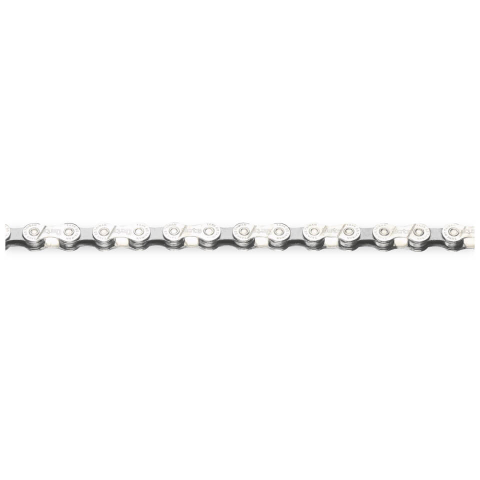 Taya Octo 116L 7/8 Speed Bicycle Chain - Silver/Silver | Chains