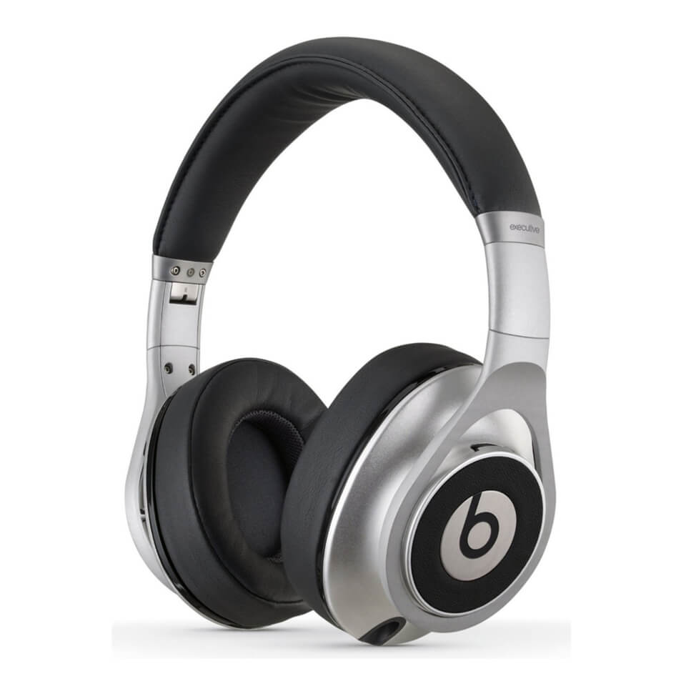 Ausgefallengadgets - Beats by Dr. Dre Executive Kopfhörer, silber - Onlineshop Sowas Will Ich Auch