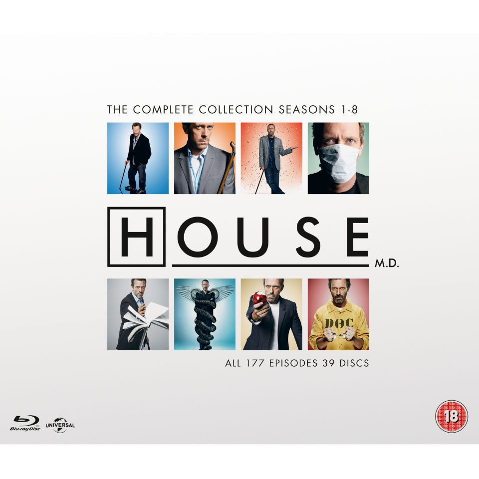 house-md-the-complete-collection