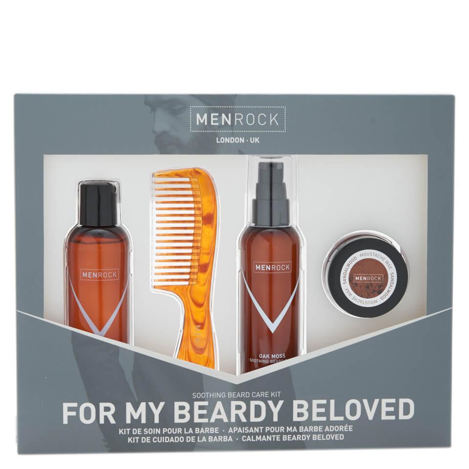 The Men Rock Beardy Beloved Kit (worth +-36.00)