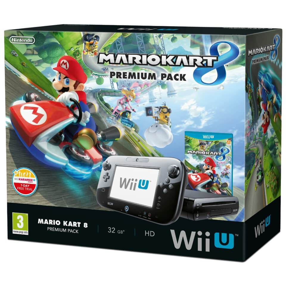 mario kart 8 wii u premium pack nintendo official uk store. Black Bedroom Furniture Sets. Home Design Ideas