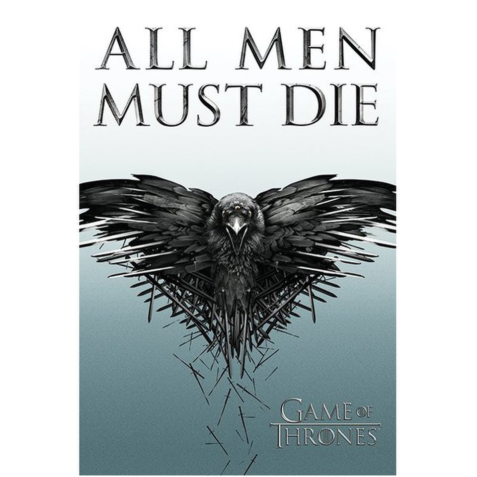 game-of-thrones-all-men-must-die-maxi-poster-61-x-915cm