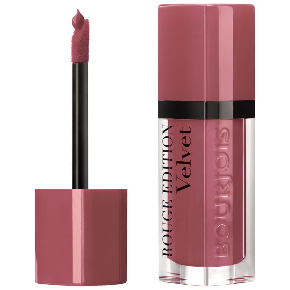 Bourjois Rouge Velvet Lipstick T7 Nude-Ist