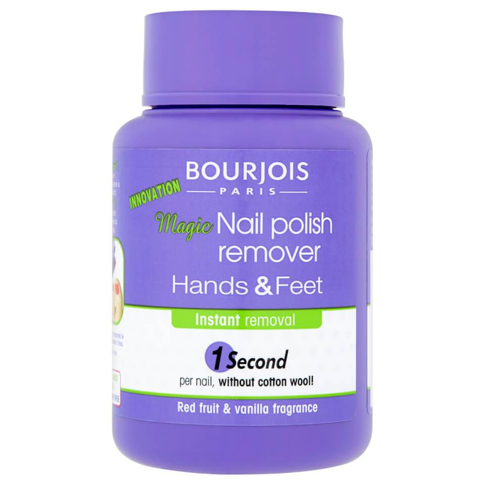 Bourjois Magic Nail Polish Remover Hands en Feet 75ml