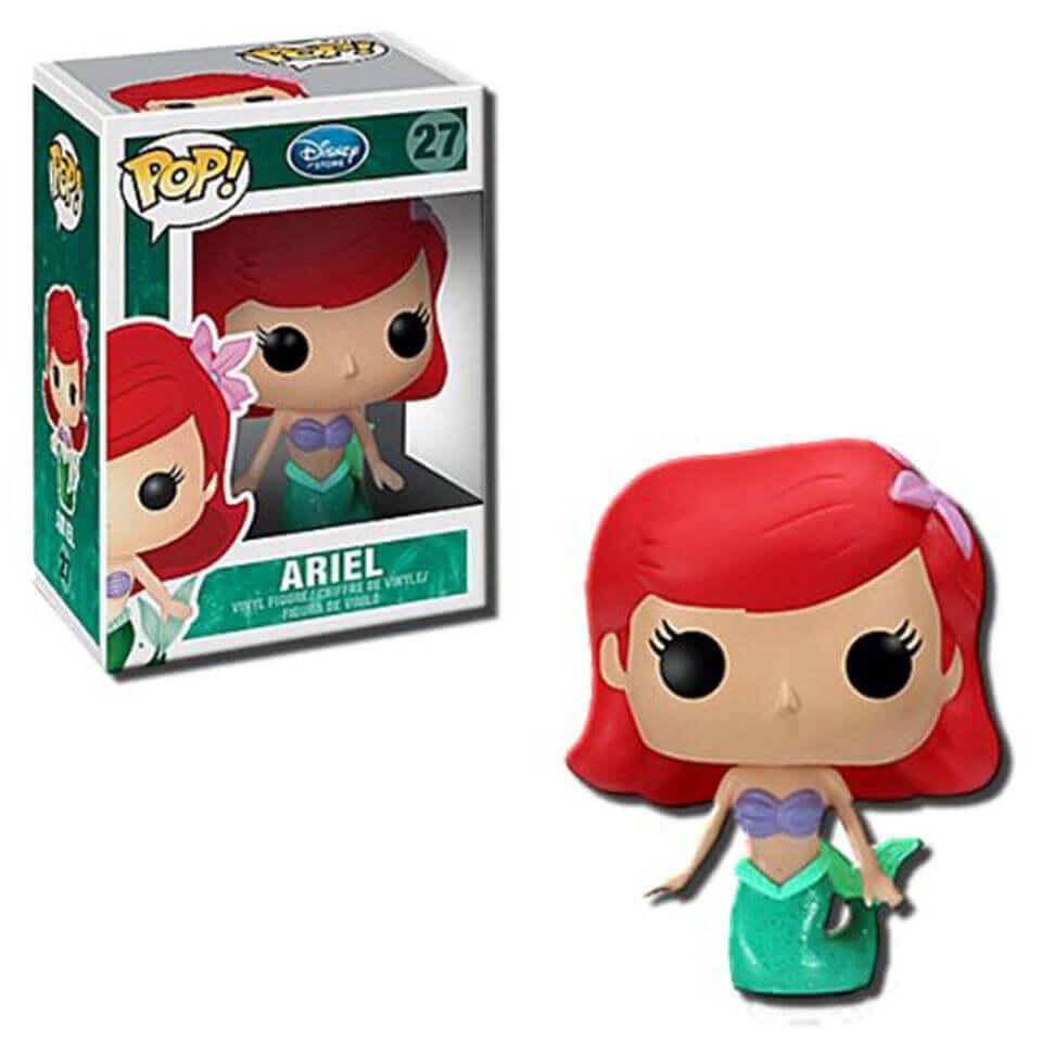 Nützlichfanartikel - Disney Arielle die Meerjungfrau Funko Pop! Vinyl Figur - Onlineshop Sowas Will Ich Auch