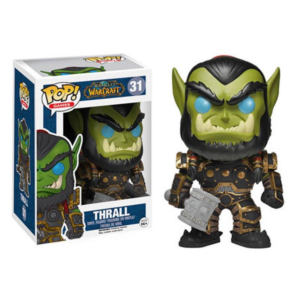 World of Warcraft Thrall Pop! Vinyl Figur