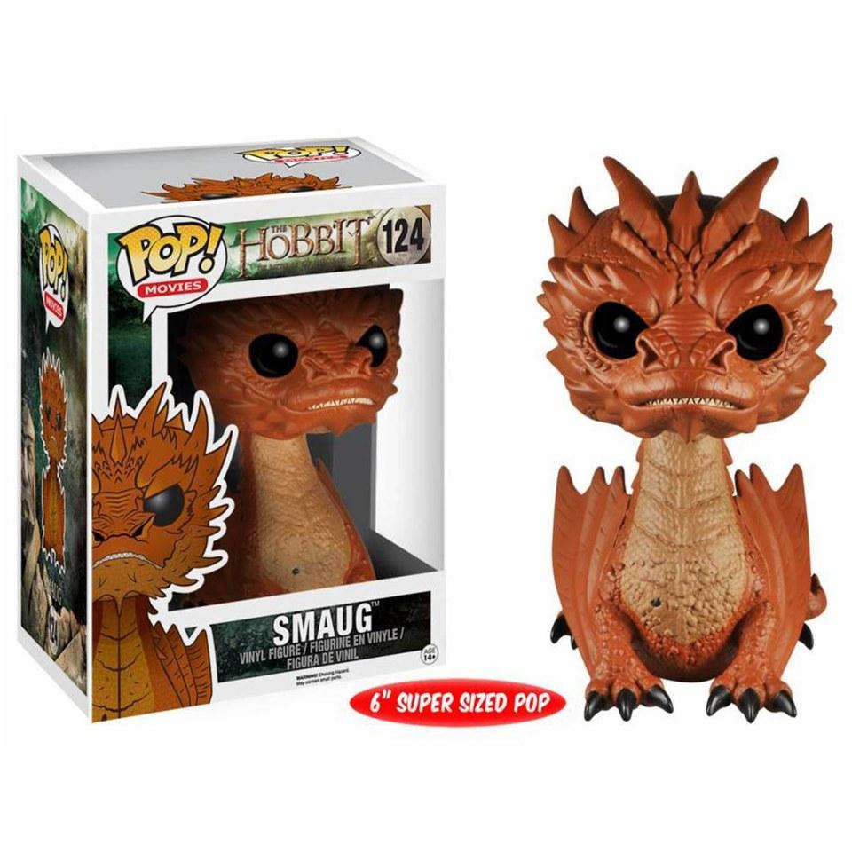 Figura Pop! Vinyl Smaug - El Hobbit