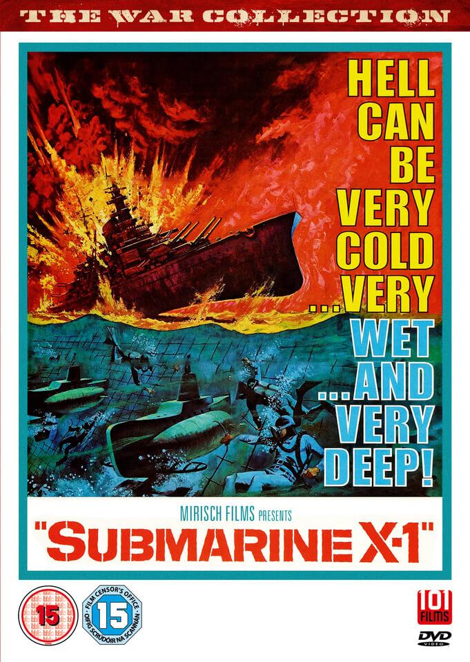 submarine-x-1