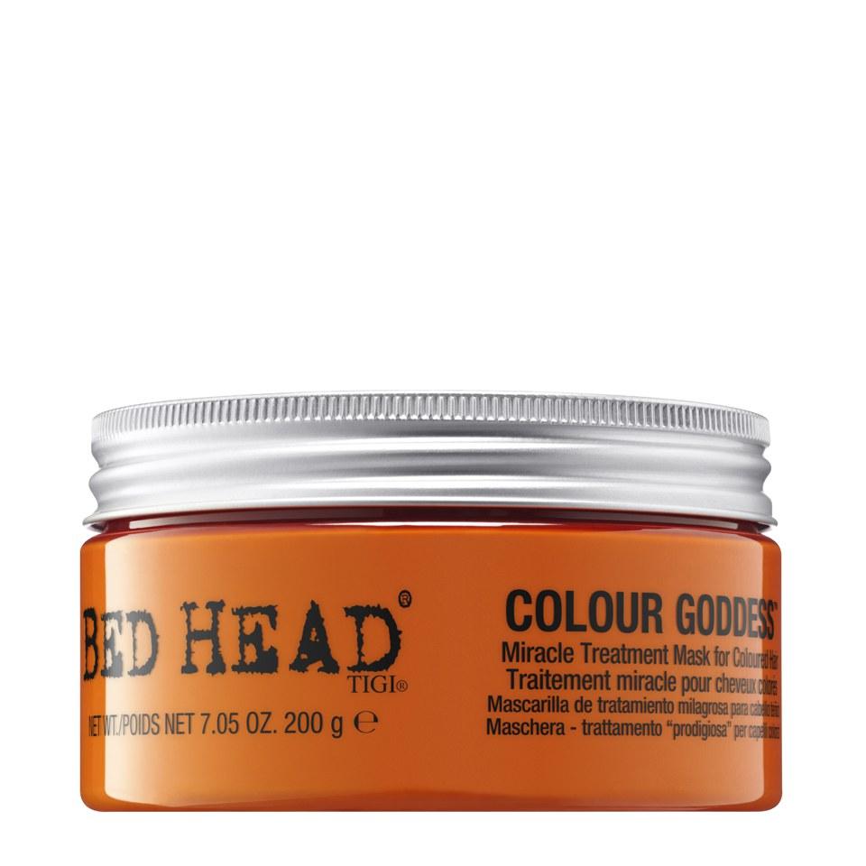 TIGI Bed Head Colour Goddess Miracle masque pour cheveux colorés