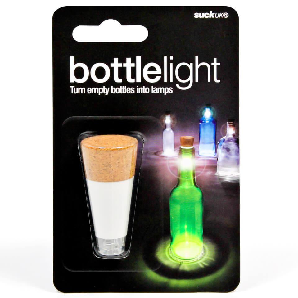 Luz para Botella