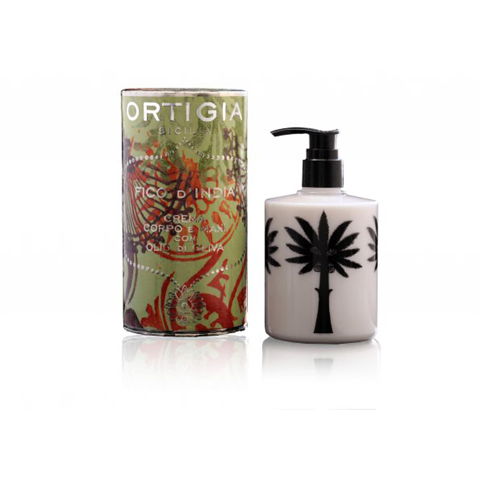 Ortigia Fico d'India Body Cream (300 ml)
