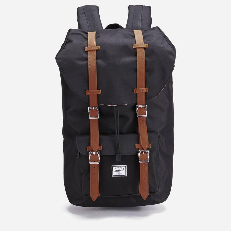 Herschel Supply Co. Little America Backpack - Black 7d84b3655ced7