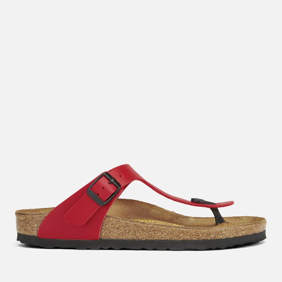 birkenstock-women-gizeh-toe-post-leather-sandals-cherry-3-36-red
