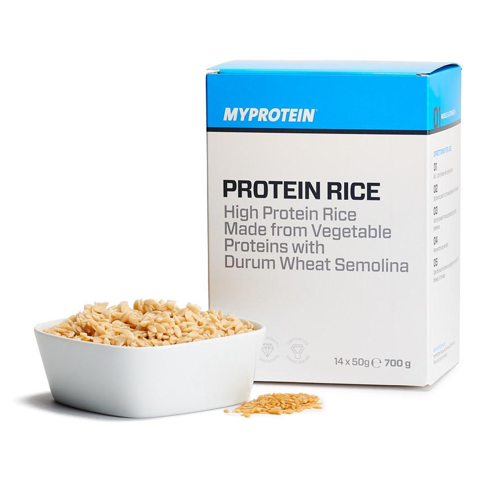 Foto Protein Rice, 50g x 14 Sachets Myprotein Nutrizione sportiva