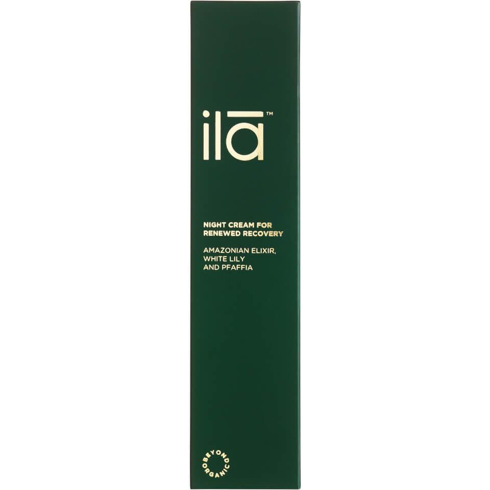 Image of IlaSpa Night Cream for Renewed Recovery