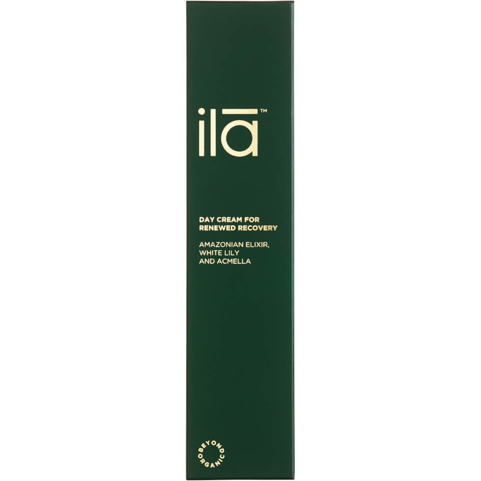 Image of IlaSpa Day Cream for Renewed Recovery