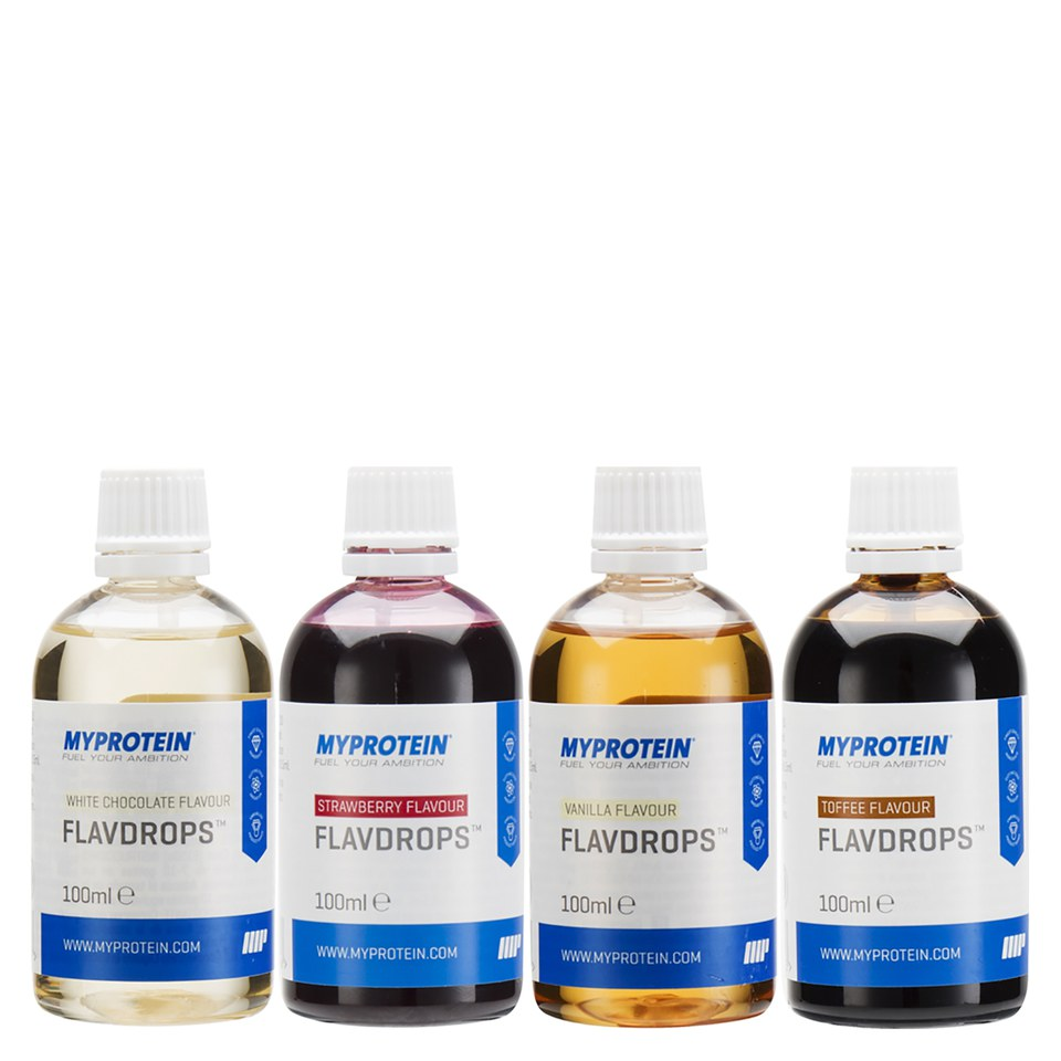 Flavdrops Liquid Flavouring - Natural Apple - 50ml